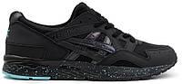 Мужские кроссовки Asics Gel Lyte V Borealis Pack (Асикс Гель Лайт 5) черные