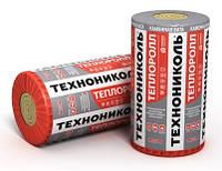 ТЕПЛОРОЛЛ 50 мм, 30 кг/м3, 8кв.м базальтовый утеплитель Технониколь
