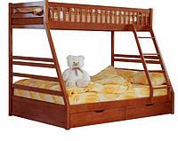 Кровать двухярусная детская-чердак «ЮЛИЯ»  Черкассы