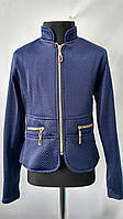 """Школьный пиджак """"Молли""""-1 для девочек 6-13 лет(32-42 размер)"""