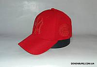 Бейсболка мужская NEW YORK 03-0428 красная