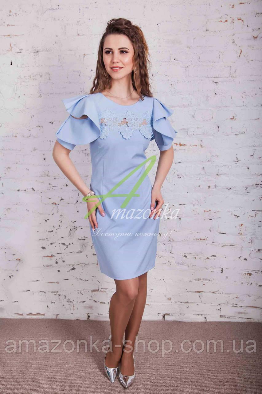 Женское нарядное платье 2017 - Код пл-188