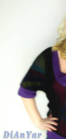 Блузка женская батальная WERSSO, фото 2