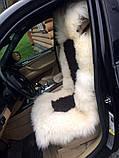 Авточехлы из овчины, фото 2
