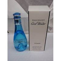 Davidoff Cool Water Woman edt 100 ml w ТЕСТЕР