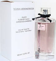 Gucci Flora By Gucci Gorgeous Gardenia edt 100 ml w ТЕСТЕР