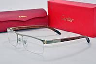 Оправа , очки Cartier Wood Дерево