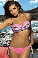 Шикарный купальник с узором (S-2XL в расцветках) S, розовый (ardesia-hollywood