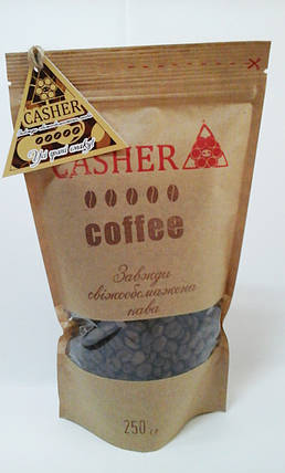 Кофейная смесь Сasher «Пять зерен», фото 2