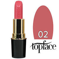 TopFace Губная помада  Matte Lipstick Тон №02 pink natural, матовая
