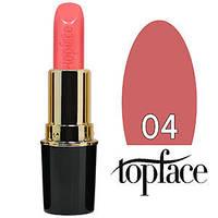 TopFace Губная помада  Matte Lipstick Тон №04 rose natural, матовая