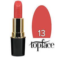 TopFace Губная помада Matte Lipstick Тон №13 natural lips, матовая