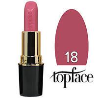 TopFace Губная помада  Matte Lipstick Тон №18 tender lilac, матовая