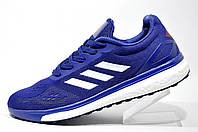 Беговые кроссовки Adidas Boost, Dark Blue\White