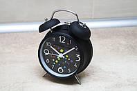 Часы механические с будильником