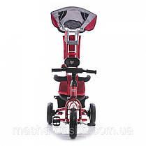 Детский трехколесный велосипед Azimut Lexus Trike BC-15B красный, фото 3