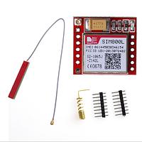 Arduino модуль GSM/GPRS на SIM800L + Антенна, фото 1
