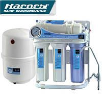 """Система очистки воды,CAC-ZO-5/G (без насоса, с манометром),""""Насосы+""""."""