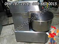 Тестомесильная машина из нержавеющей стали полезным объёмом 18 литров