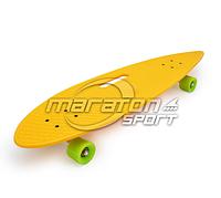 Скейт LONG board FISH