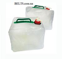 Удобная складная канистра для воды на 10 литров, фото 1