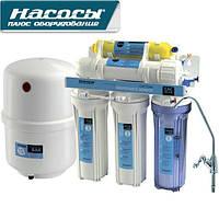 """Система очистки воды,CAC-ZO-6/M (без насоса, с минерализатором),""""Насосы+""""."""