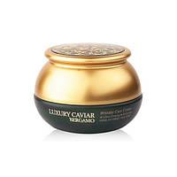 Омолаживающий крем с черной икрой Bergamo Luxury Caviar Wrinkle Care Cream