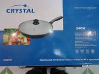 Сковородка СR-2407 с толстым дном