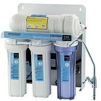 """Система очистки воды,CAC-ZO-5/Q2 (с насосом и мембраной 200GPD, без бака),""""Насосы+""""."""