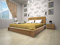 Двуспальная кровать  из дерева Арго
