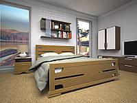 Кровать для сна  из дерева Элегант-4