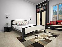 Кровать для спальни из дерева Фантазия-3