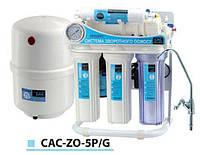 """Система очистки воды,CAC-ZO-5P/G (с насосом и манометром),""""Насосы+""""."""
