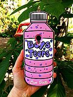 Силиконовый чехол BOYS TEARS для MEIZU M2 mini, бутылочка Слезы парней