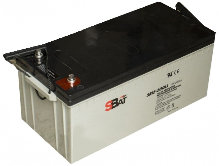 Гелевые акккумуляторные батареи STRABAT 12V 150 Ah