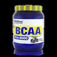 Аминокислоты Бца BCAA Pro 8000 550g Лимон+Грейпрукт FitMax черная смородина