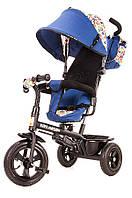 Детский трехколесный велосипед TOBI