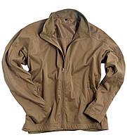 Ветро/влагостойкая куртка softshell (софтшел). Mil-tec, Германия.