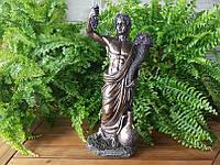 """Статуэтка Veronese """"Дионис - бог виноделия"""" (32 см) 76056A4"""