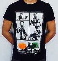 Футболка CONOR McGREGOR UFC борцовская одежда