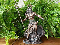 Коллекционная статуэтка Veronese Океанос - бог морей WU76322A4