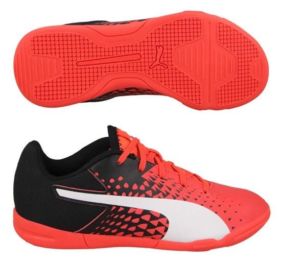 82ff16d8188f02 Детские Футзалки Puma evoSPEED Sala Graphic JR - Sport Active People -  Интернет Магазин Спортивной Одежды