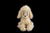 Упаковка новогодняя мягкая игрушка - символ 2018 года Собака Пудель, 500г