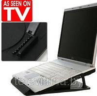 Подставка для ноутбука с вентилятором Notebook holder A4.B5