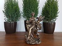 Коллекционная статуэтка Veronese Венера и Амур с зеркалом SB007