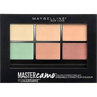 Maybelline Facestudio Master Camo Color Correcting Kit Палетка корректоров для лица