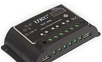 Контроллер Solar controler 20A для солнечных установок