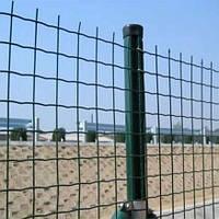 Сетка сварная Euro Fence 50*50 с ПВХ покрытием для забора з ПВХ