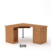 Угловой компьютерный стол СУ-9 простой, игровой, фото 1