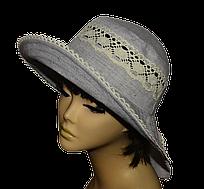 Шляпа Бахрома кофе